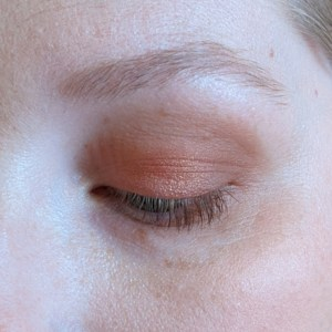 Step Three of Urban Decay Naked Heat Autumnal Look