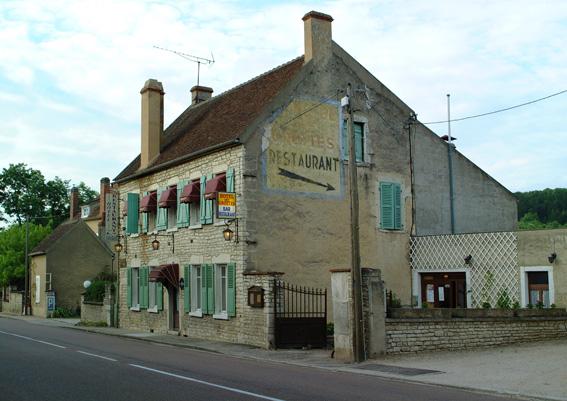 Hotel des Grottes, Arcy-sur-Cure