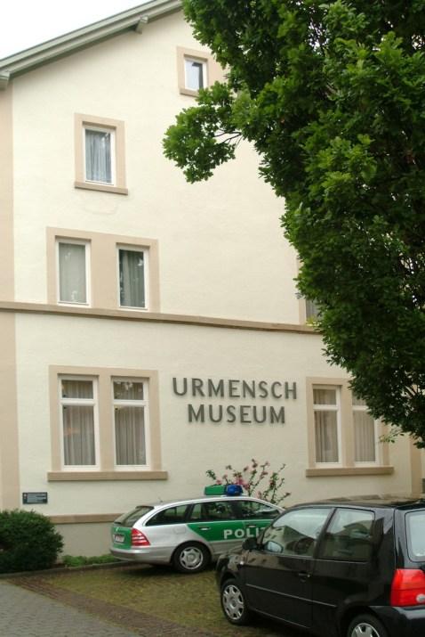 Det palæontologiske museum i Steinheim