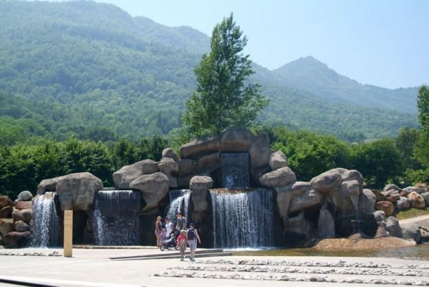 Den forhistoriske park, Tarascon