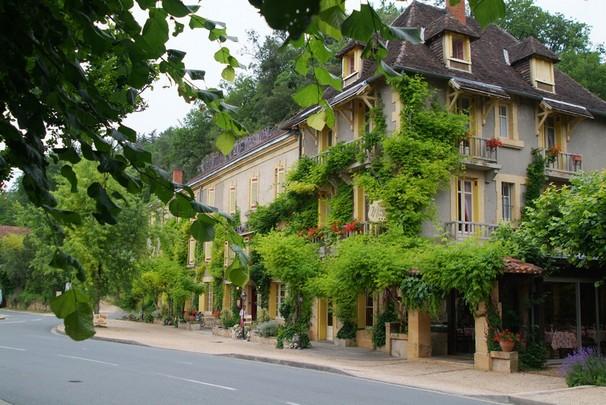 Hotel Cro-Magnon, Les Eyzies