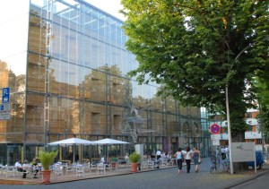 De originale fossiler opbevares på Landesmuseum, Bonn