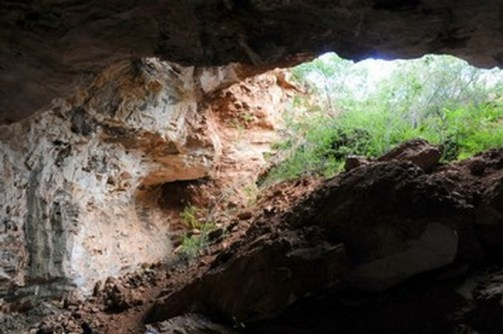 CAVE OF LIMEWORKS