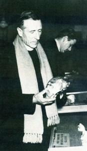 Pierre Teilhard de Chardin med Sinanthropus