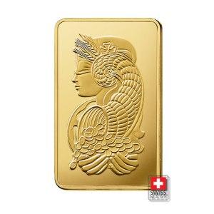 fortuna sztabka złota