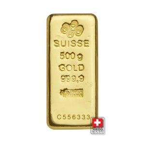 pamp złota sztabka