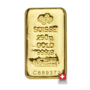 PAMP sztabka złota 250 g