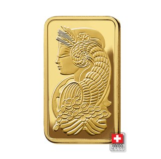 złota sztabka fortuna 100 gram