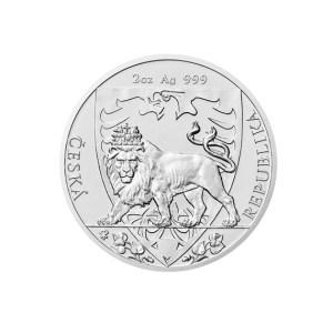 Srebro moneta