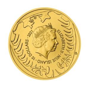 Czeski Lew złota