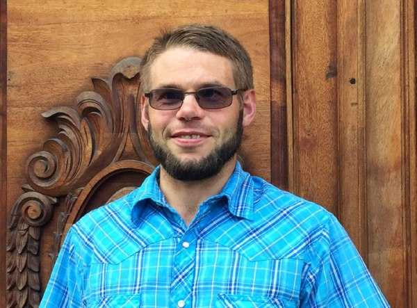 Nathan Graybill, from Thompsontown, Pennsylvania.