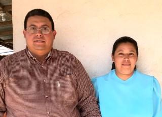 Donaldo and Angelica Alvarez