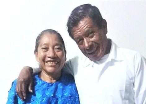 Juan and Micaela Osorio