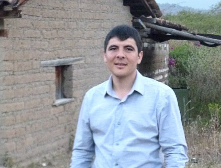 Nick Suarez joined MAM in November and is serving with Galen Miller in San Bartolomé.