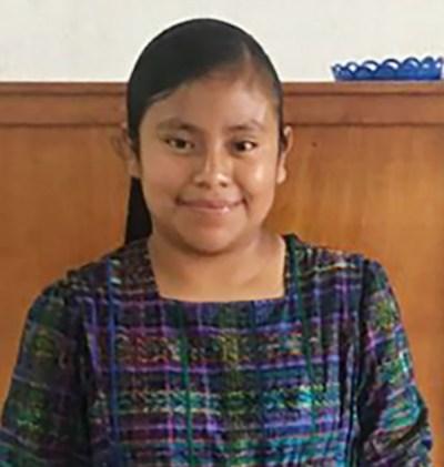 Karina Tucubal was baptized on June 9.
