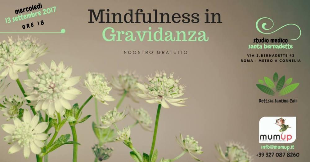 Mindfulness e gravidanza