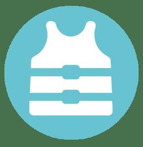 chaleco salvavidas Menorca New Rent