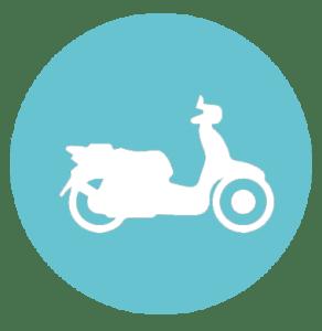 menorca new rent alquiler de scooter