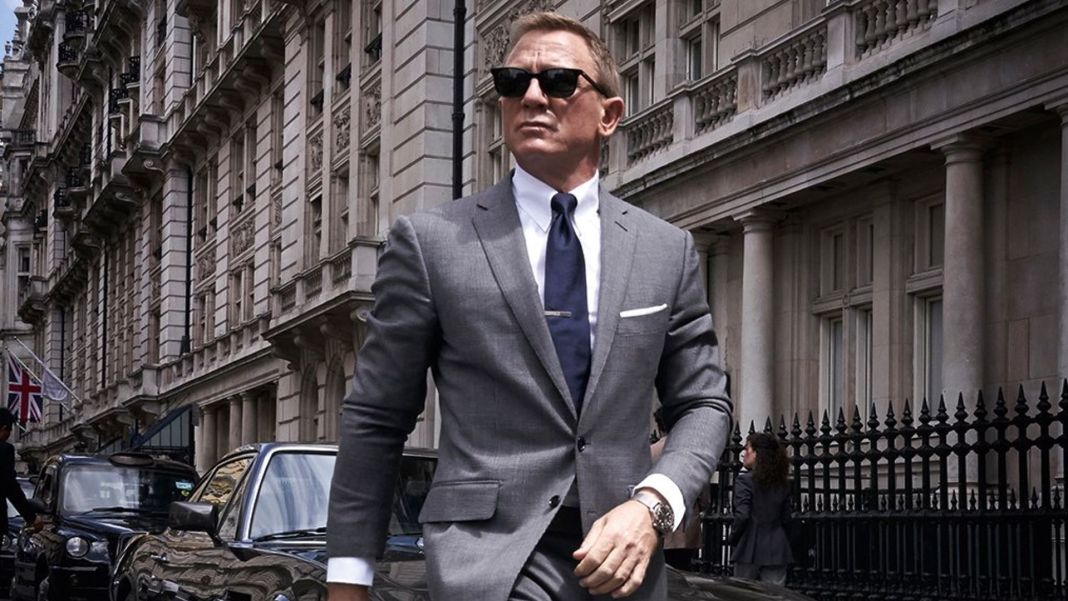 Bond 25 wordt: No Time To Die
