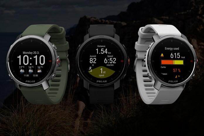Nieuw lichtgewicht outdoor multisport horloge van Polar, de Grit X