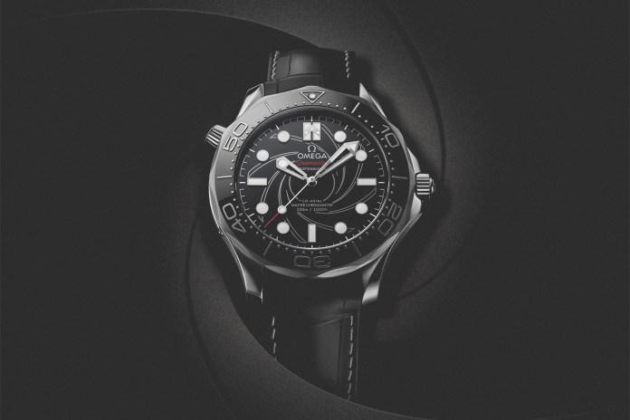 De nieuwe Omega Seamaster James Bond editie