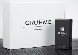 Gruhme gift packaging