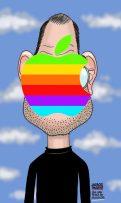 Steve Jobs por Jorge Inácio