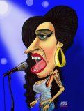Amy Winehouse por Jorge Inácio