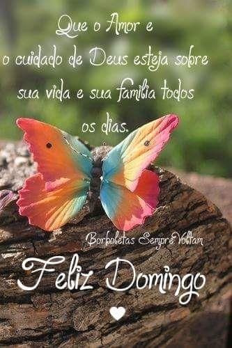 bom dia de domingo na paz de Deus