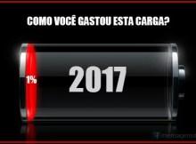 2017 está descarregando