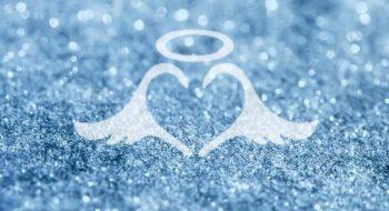 La historia del ángel de la portada de mi Ebook