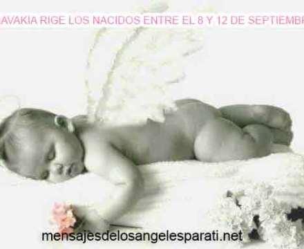CHAVAKIA RIGE LOS NACIDOS ENTRE EL 8 Y 12 DE SEPTIEMBRE