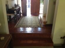 Hall de acceso - Antes