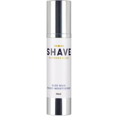 mejores productos belleza hombre shave barbers spa crema hidratante barba hombre bleau noir beard moisturiser 50 ml