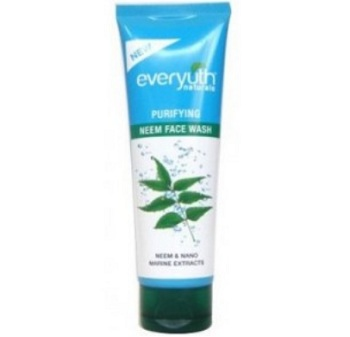 face wash for acne prrone skin in india everyuth