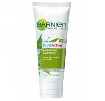 Oil control face wash for men with oily skin in india garnier 5