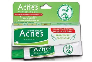acnes sealing gel for pimples