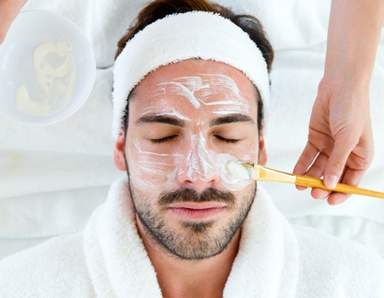oil controlling beauty tips for men face pack