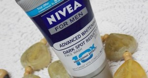 Nivea for Men Advanced Whitening dark Spot Reduction Face Wash Review, Price