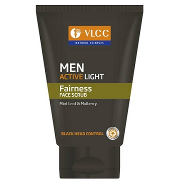 8 Best Men's Exfoliating Face Scrub for Dry Face in India