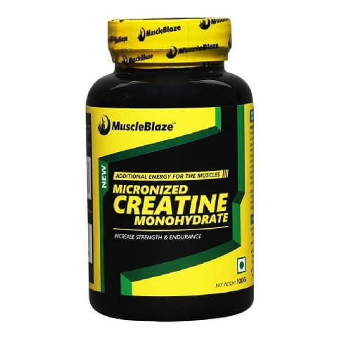 muscleblaze 6 Top Best Pre and Post Workout Supplements in India
