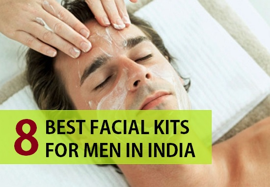 8 best facial kit for men in india
