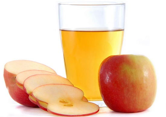 Home Remedies to Clear Pimples on Men apple cider vinegar