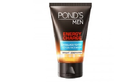 Ponds Men Energy Charge Icy Gel Face Wash