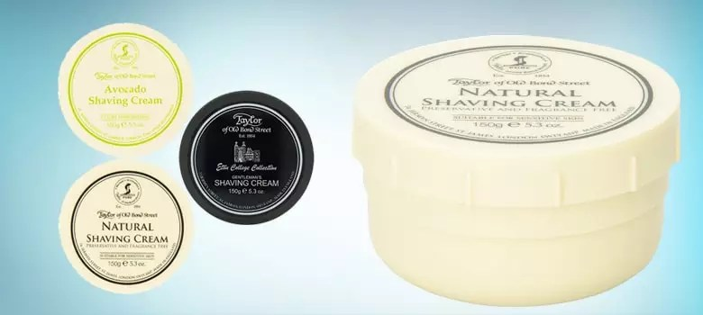 Taylor of Old Bond Street Eton College Shaving Cream Jar
