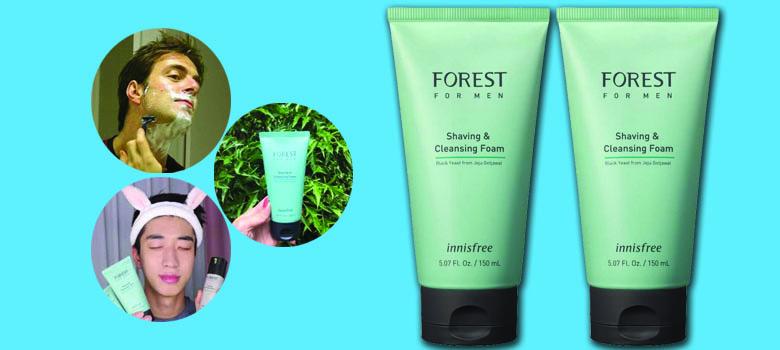 Innisfree forest for Men Shaving