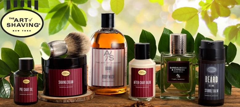 Most popular shaving brands
