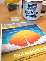 Foto des Sonderheftes zum Employer Branding Round Table der Personalwirtschaft