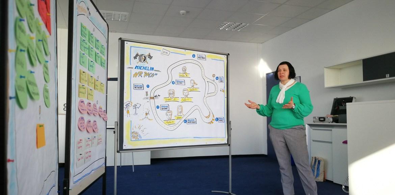 """Case """"Michelin HR-Race"""": EVP und Vermarktungsstrategie in 72 Stunden"""