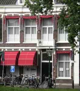 Mensendieckpraktijk Leiden Centrum aan de Boisotkade 2 contactgegevens